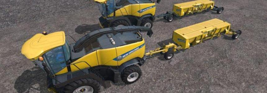 NEW HOLLAND CUTTER TRAILER
