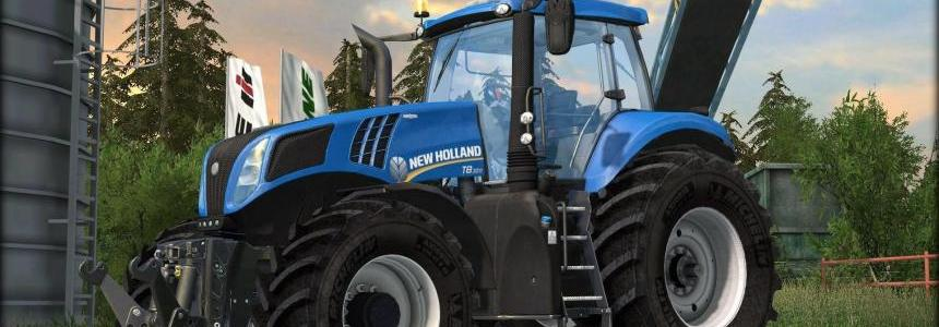 New Holland T8 320 v2.4
