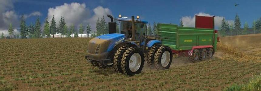 New Holland T9.450 Pack v1