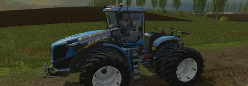 New Holland T9.700 Dual Wheel v1.0