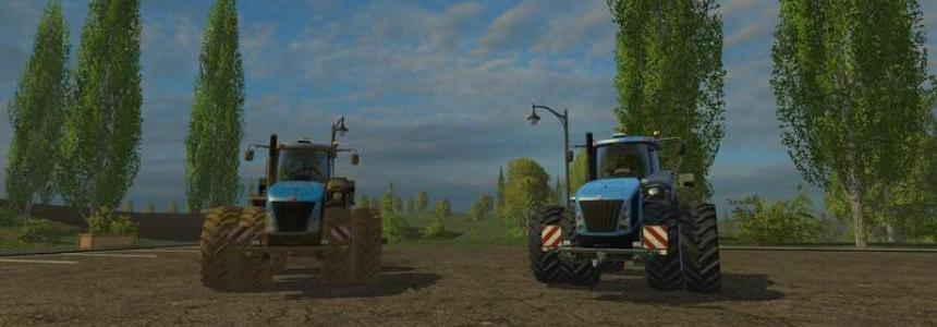 New Holland T9.700 Dual Wheel v1.1