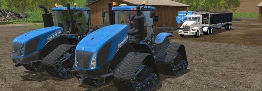 New Holland T9.700 Pack v1