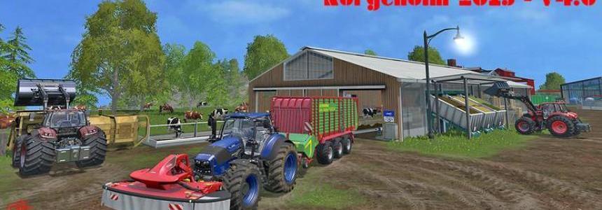 Norge Holm v4.0 Multifruit SoilMod