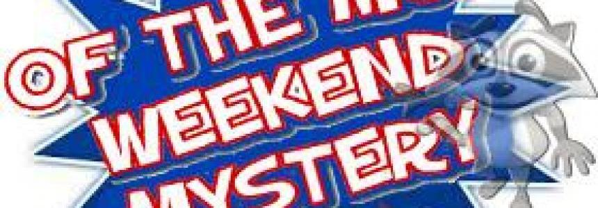 OF THE MOD WEEKEND MYSTERY 11/10/2015