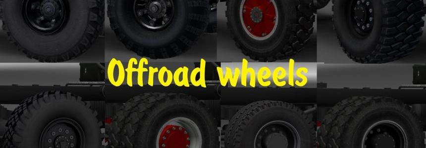 Off-road wheels v1
