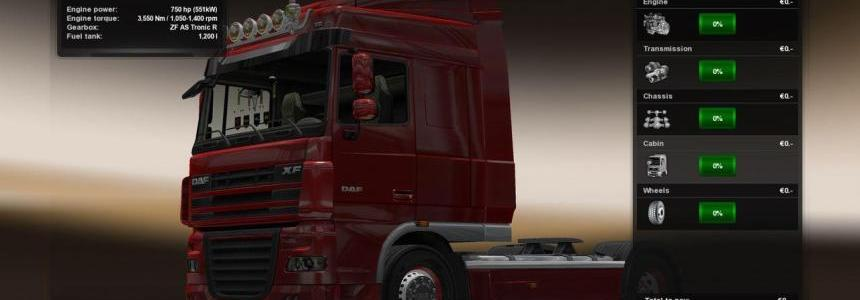 Paccar Mx750 by Blueone