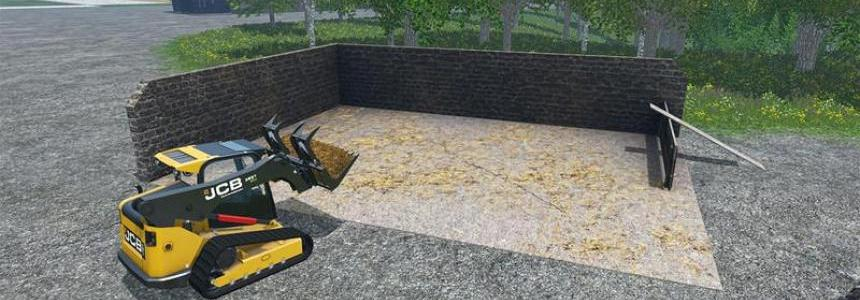 Placeable Manure Heap v1.0