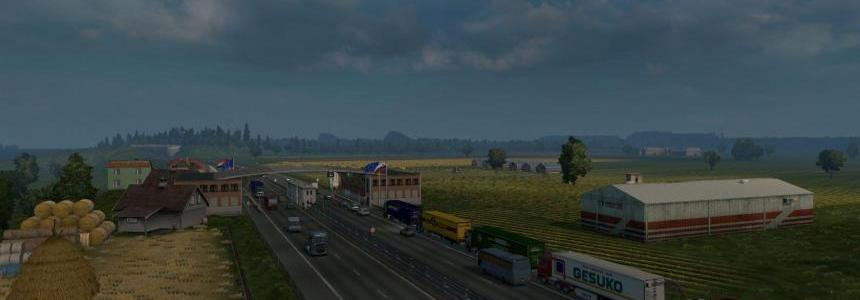 Project Balkans: ProMods addon for 1.21.x