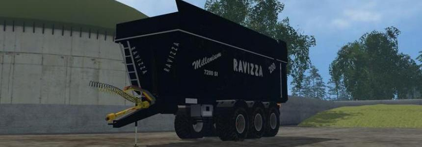 Ravizza Millenium 7200 v1.3 Black final