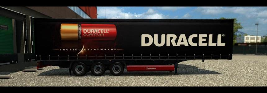 Re-edited Krone Profi Liner - Duracell 1.0
