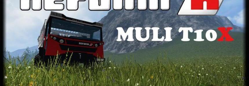 Reform Muli T10X v1.0
