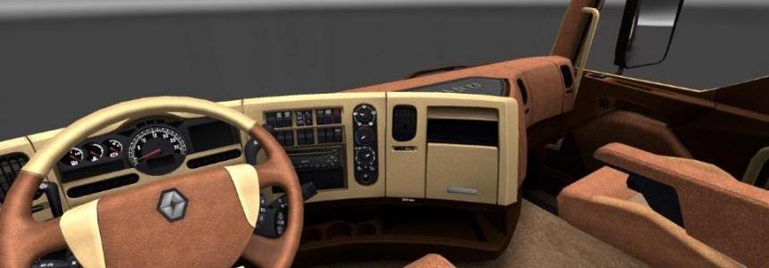Renault Magnum & Premium Interior 1.21.x
