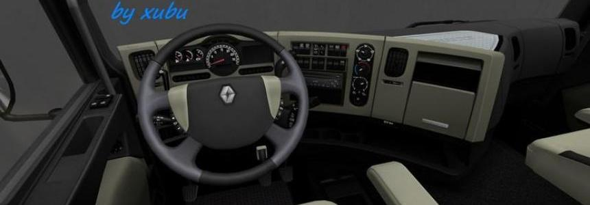 Renault Premium Darker Interior v1.1