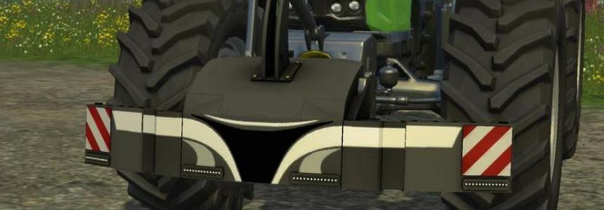 Safety Weight v1.0 John Deere Skin