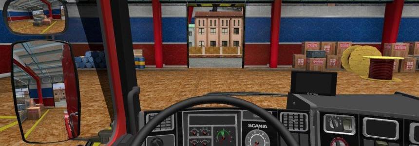 Scania 143 M  1.19-1.21
