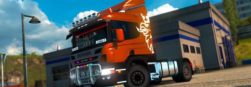 Scania P360 v1.0