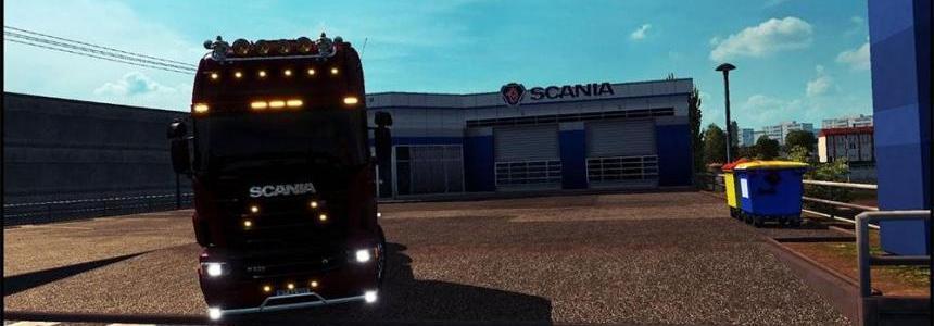 Scania R Rework 1.21.x
