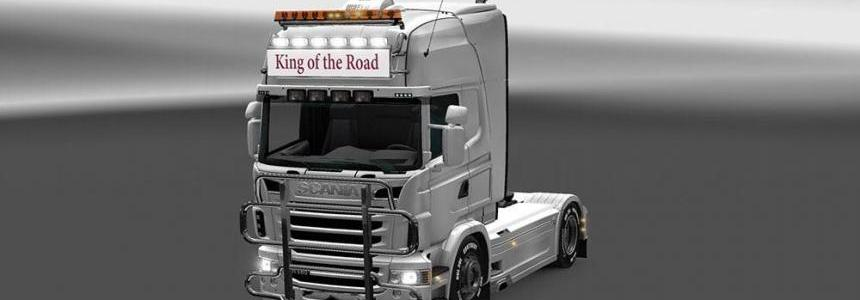 Scania R S Tuning v1.1 by Malcom37