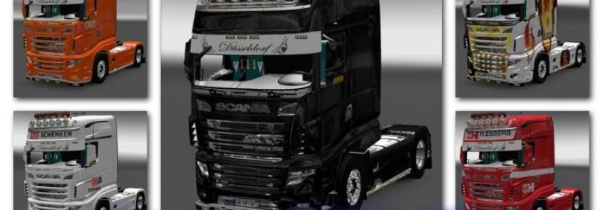 Scania R700 v3 1.21