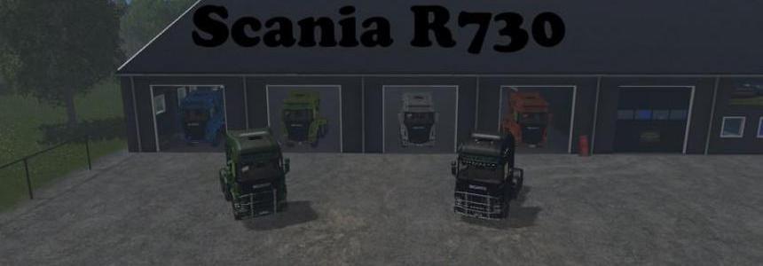 Scania R730 Euro Farm v1.0