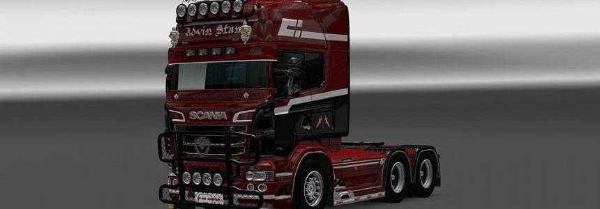 Scania RJL Advin Stam Skin