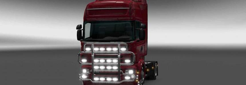 Scania RS Tuning v1.0 by Malcom37