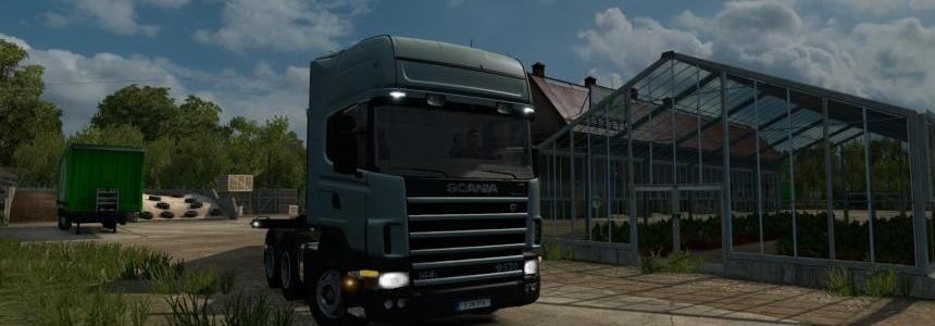 Scania Series 4 edited by Solaris36