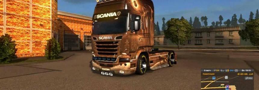 Scania Streamline Morana Skin