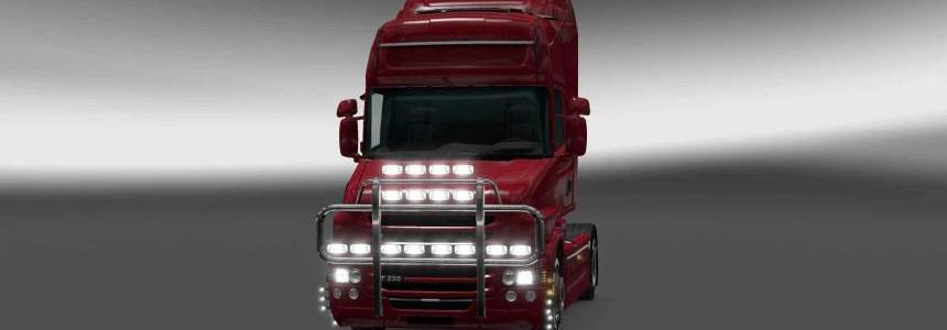 Scania T Tuning v1.0 by Malcom37