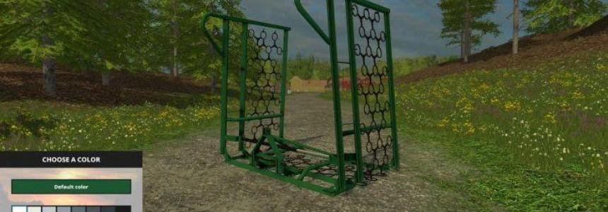 Self Made Pasture Harrows v1.0