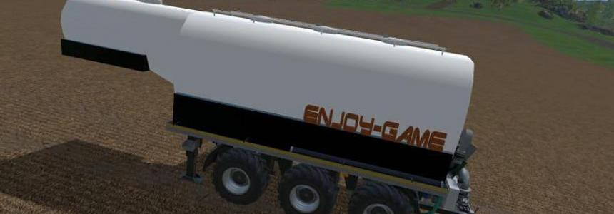 Semitrailer v1.2 enjoy saddle