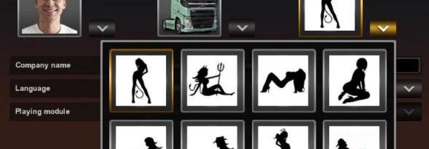 Sexy Mudflap Girl Logos 1.21