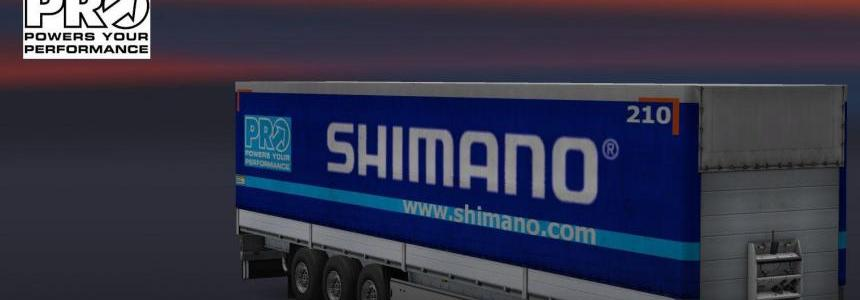 Shimano Bicycle Parts Trailer v1.0
