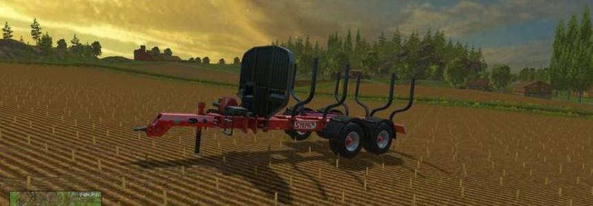 STEPA Wood Trailer v1.1
