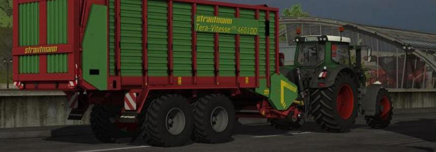 Strautmann Tera Vitesse 4601 v1.0