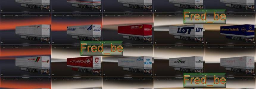 Trailer Pack Universal Airlines V1.21 1.21.x