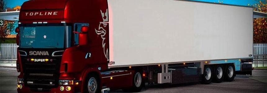 Trailer Scania 1.21.x