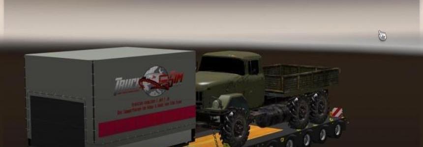 TSM Schwerlast Pack Trailer Pac 1.18 1.21