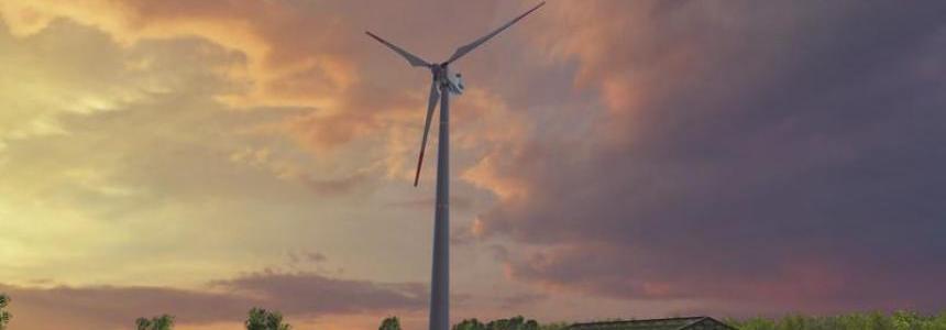 Vestas wind turbine 3 MW v1.0
