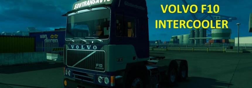 Volvo F10 truck for 1.21 patch 1.21