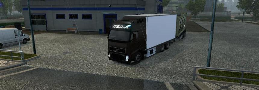 Volvo FH16 + Tandem 1.21.x