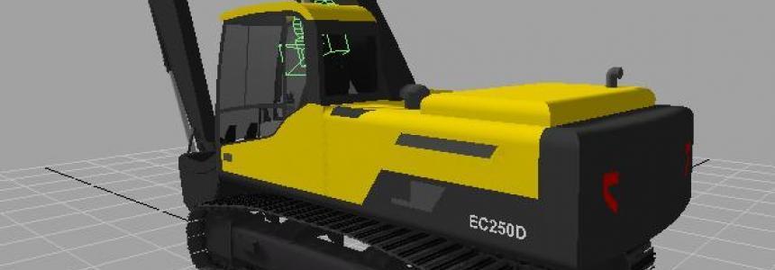 Volvo EC250D FS15 v1.0