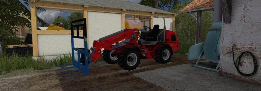 Weidemann 4270 CX100T v2.0