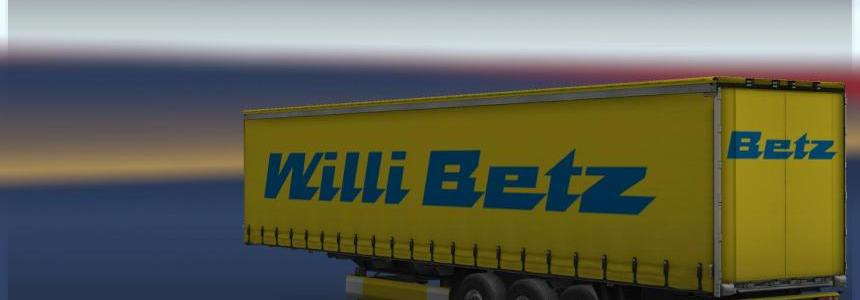 Willi Betz trailer V2.0