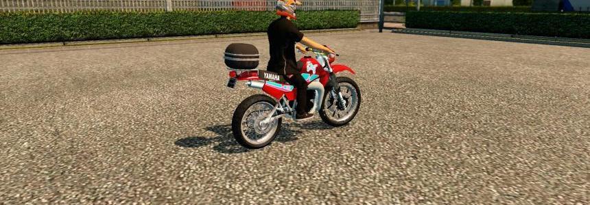 Yamaha Motorcycle Mod v1.0