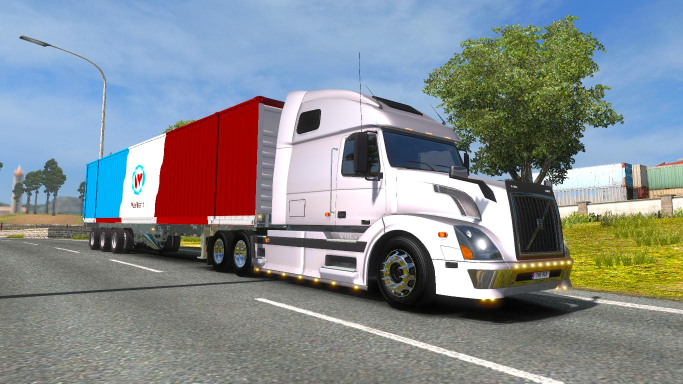 trailer wallbert american truck simulator. Black Bedroom Furniture Sets. Home Design Ideas