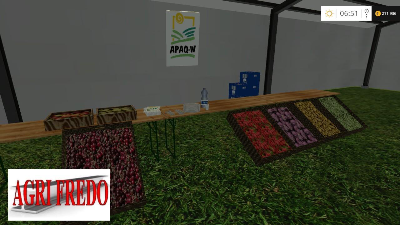 La foire agricole v1 for Arbre fruitier