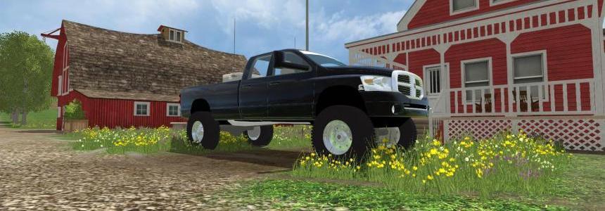 2008 Dodge 3500 wide stance v1.2