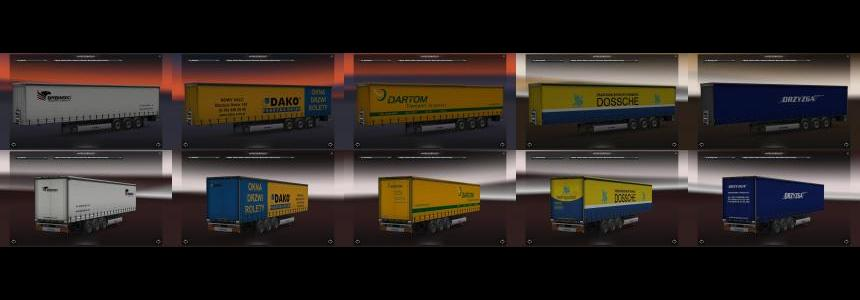 Trailer pack Profi Liner by bik_san 1.21.x