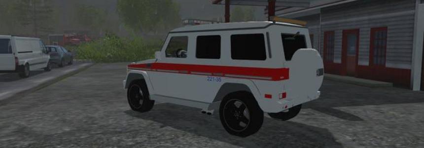 Ambulance v1.0